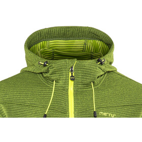Meru M's Serres Jacket Green Striped